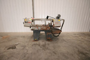 12563 Wellsaw 13 X 16 Horizontal Swivel Saw Model 1316s ex