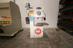12490 Doall 20 Vertical Band Saw Model 2013