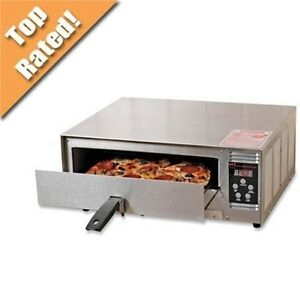 Wisco Pizza Digital Stainless Steel Countertop Snack Oven New Model 425