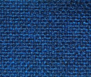 Best Bright Blue Tweed Fabric Upholstery Mid Century Modern Vintage Danish Retro