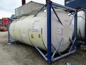 iso Tank Containers For Sale Houston