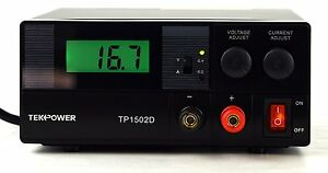 Tekpower Tp1502d Linear Power Supply 15v 2a With Digital Display