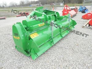 Rotary Tiller 10 2 Valentini A3000 tractor 3pt pto Qh Compat Hd 200hp Gbox