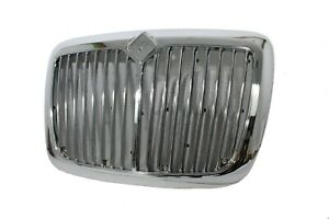 International Prostar Grille Chrome With Bug Screen 2008 2016 Oe 3612816c91