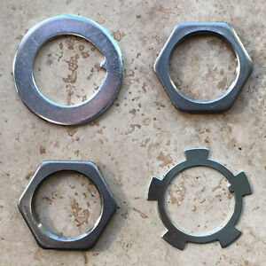 Spindle Nut Kit 76 98 Toyota Land Cruiser 40 55 60 And 80 Series