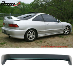 Fits 94 01 Acura Integra Type R Trunk Spoiler Painted g82p Cypress Green Pearl