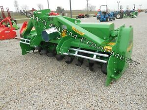 Rotary Tiller 8 6 Valentini A2500 tractor 3 pt pto Qh Compat Hd 170hp Gbox