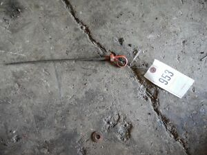 Allis chalmers C Engine Oil Dipstick Tag 953