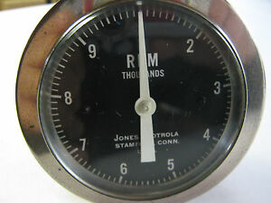 jones tachometer in stock replacement auto auto parts. Black Bedroom Furniture Sets. Home Design Ideas