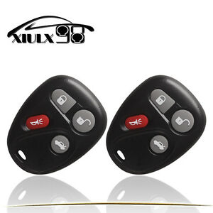 2x New Keyless Entry Remote Key Fob Transmitter Control For Koblear1xt 25695954