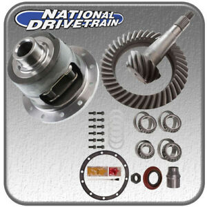 Ring And Pinion Bearing Install Kit New Posi Chrysler dodge 8 75 489 3 55