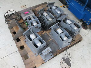 Weigh tronix Wbp 5 00k 5000k Weigh Bar Assembly W gse 455 Scale Display