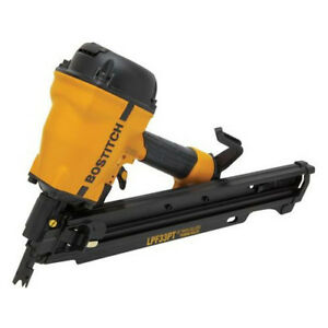 Bostitch 30 Degree 3 1 4 Clipped Head Framing Nailer Lpf33pt New