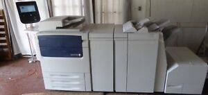 Xerox Color C75 one Private Owner With Booklet Maker Squarefold trimmer