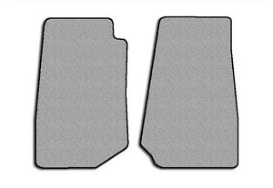 2007 2014 Jeep Wrangler Jk 2 Pc Front Factory Fit Floor Mats