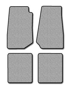 2007 2014 Jeep Wrangler Jk 4 Pc Set Factory Fit Floor Mats