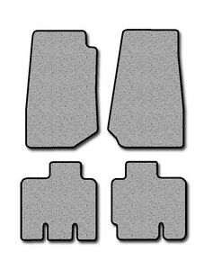 2007 2014 Jeep Wrangler Unlimited 4 Pc Set Factory Fit Floor Mats