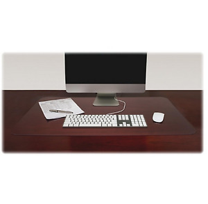 Desk Pad Table Home Office School Work Space Protector Polyvinyl Chloride Clear
