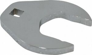 Proto 1 2 Drive 46mm Size Metric Open End Crowfoot Wrench Full Polish Chro