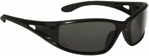 Bolle Safety Polarized Gray Lenses Scratch Resistant Framed Safety Glasses