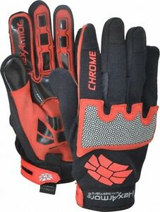 Hexarmor Size M 8 Ansi Cut Level A8 Puncture Level 2 Synthetic Leather