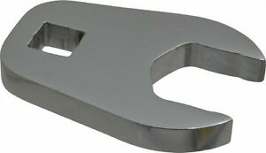 Proto 1 2 Drive 27mm Size Metric Open End Crowfoot Wrench Full Polish Chro