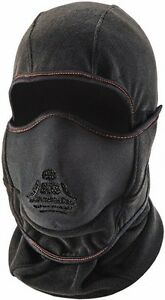 Ergodyne Universal Size Black Hard Hat Winter Liner 0