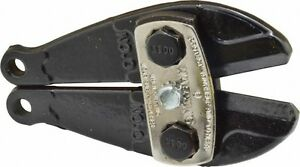 H k Porter Replacement Plier Cutter Head For Use With Hand Operated Bolt Cut