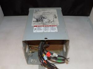 Eaton Cutler hammer S10n04a76n Dry Type Distribution Transformer