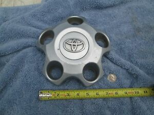 Toyota Tundra 2007 2014 Part 42603 0c051 5 Spoke Wheel Center Cap Hubcap