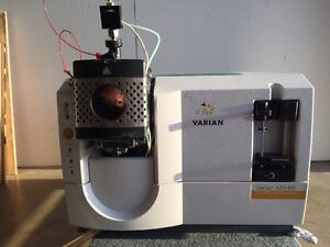 Varian 320 Triple Quad Mass Spectrometer Lc Ms Bruker