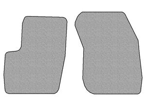 2013 2016 Ford Fusion 2 Pc Front Factory Fit Floor Mats