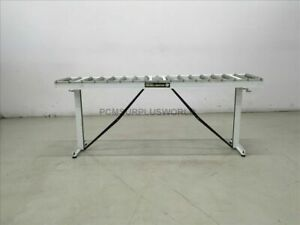 Portable Roller Htc Conveyor 14 75 X 65 75 X 26 High Used And Tested