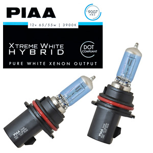 Piaa Xtreme White Hybrid Bulbs 9007 twin Pack 23 10197