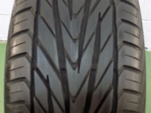 Used P215 55r17 94 V 7 32nds General Tire Exclaim Uhp