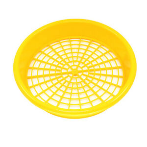 Yellow Classifier Sieve For Mining Gold Prospecting