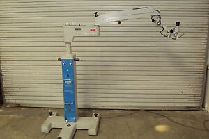 Zeiss Opmi 1fc Opmi 1 Fc Ent Surgical Or Exam Microscope S2 Floorstand