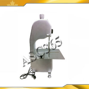 Commercial restaurant Kitchen Frozen Meat fish Band Saw Chopper 110v Electric