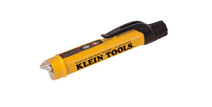 Klein Tools Portable Non Contact Voltage Tester With Integrated Flashlight