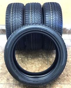 Firestone Firehawk Gt M S 245 45 20 Set Of 4 Brand New Take Off All Season Tires