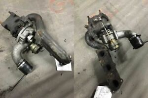 Passenger Right Turbo supercharger 2 7l Fits 01 05 Audi Allroad 377191