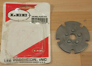 LEE Load-Master Shell Plate #7A-(90913) NOS