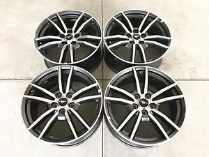 2005 2016 Ford Mustang 18 Inch Oem Rim Factory Wheels Rims Gt 4 Set Fits