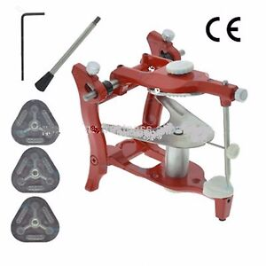 Dental Articulators Red Dental Instruments new Free Usa Shipping