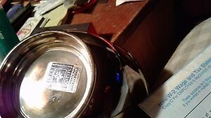 Silver Plate Candy Dish International Silver Co Usa Meriden Ct Very Good Cond