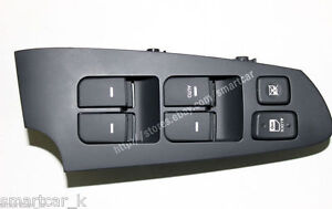 Power Window Main Switch Safety For 2009 2010 2011 2012 2013 Kia Forte Cerato