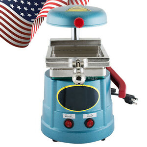 Dental Vacuum Former Molding Machine Former Heat Thermoforming Lab Equip