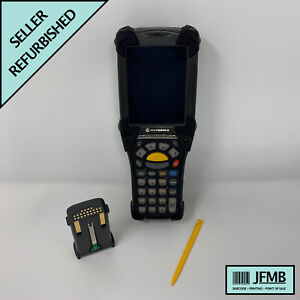 Symbol Motorola Mc9090 Wireless 2d Barcode Scanner Windows Mobile 6 1 Pda 5 0