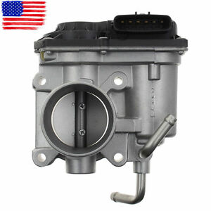Oem Throttle Body Assembly For 2006 2015 Toyota Yaris 1 5l L4 Dohc 22030 21030
