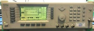 Anritsu 69377b 10 Mhz 50 Ghz Synthesized Signal Generator With Option 6